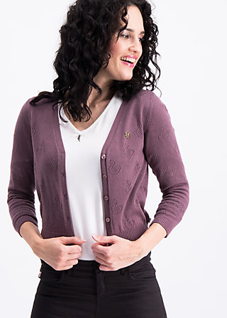reet petite cardy, purple swan, Jumpers & lightweight Jackets, Purple