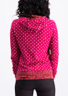 riders in the sky hood, dots of roses, Pullover & Hoodies, Rot