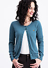 save the brave cardy, betty blue, Pullover & leichte Jacken, Türkis