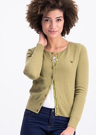 save the brave cardy, misses green, Pullover & leichte Jacken, Grün