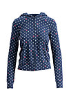 sweet little cowgirl zip, dots of glory, Jumpers & lightweight Jackets, Blue