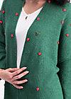 veranda rendezvous cardycoat, kissing knot, Pullover & leichte Jacken, Grün