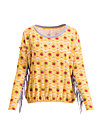 wild wild west sweat, born to die, Jumpers & lightweight Jackets, Yellow