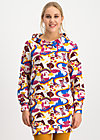 babuschka sweat, somewhere over the rainbow , Jumpers & lightweight Jackets, White