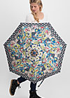 Regenschirm ciao bella, pow wow, Accessoires, Blau