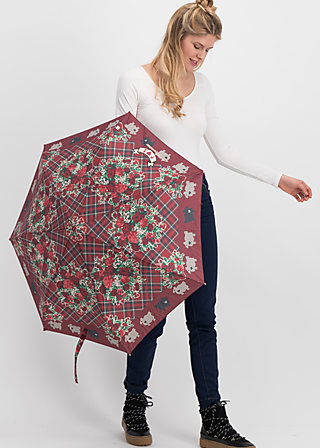 Umbrella ciao bella, highland island, Accessoires, Red