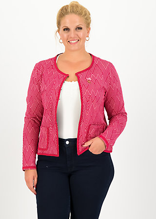 coco club jacket, rubin red, Jumpers & lightweight Jackets, Red