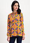dancing queen blouset, plastic fantastic, Shirts, Yellow