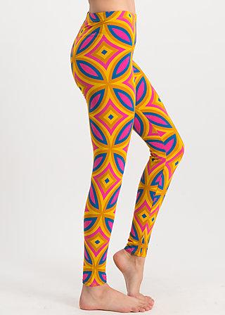 fantastic mind legs, plastic fantastic, Leggings, Gelb