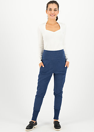 fast forward sweatpants, retro blue, Hosen, Blau