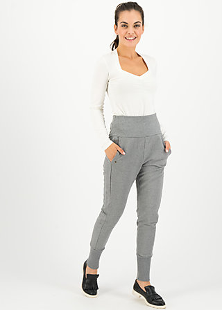 fast forward sweatpants, retro grey, Hosen, Grau