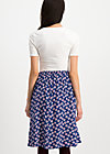 glamourous grace skirt, dorothy doily, Röcke, Blau