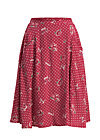 glamourous grace skirt, hillbilly friendship, Skirts, Red