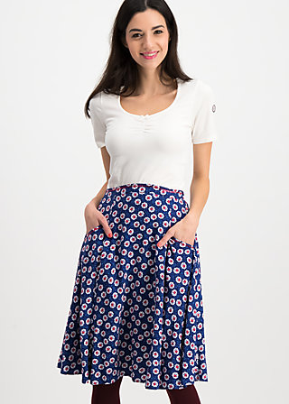 glamourous grace skirt, dorothy doily, Skirts, Blue