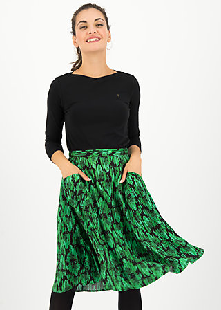 glamourous grace skirt, emerald palace, Skirts, Black