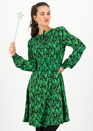 greta in love robe , emerald palace, Kleider, Schwarz