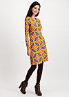 heroic dirndl dress, plastic fantastic, Dresses, Yellow