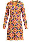 heroic dirndl dress, plastic fantastic, Kleider, Gelb