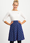 himmelsglocken skirt, auntie em , Skirts, Blue