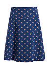 Sweatrock himmelsglocken skirt, auntie em , Röcke, Blau