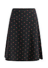 himmelsglocken skirt, tiny heart, Skirts, Black
