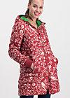 leichte laune longjacket, best bird, Jackets & Coats, Red