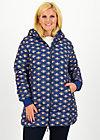 Quilted Jacket leichte laune, winter snowdrop, Jackets & Coats, Blue