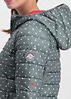 luft und liebe jacket, gray anchor love, Jackets & Coats, Grey