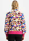 magic fairytale zip, somewhere over the rainbow , Jumpers & lightweight Jackets, White
