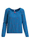 magic wonderland shirt, fairy flower , Shirts, Blue