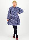 new romantics minidress, dorothy doily, Dresses, Blue