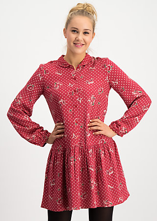 Dress new romantics, hillbilly friendship, Dresses, Red
