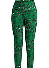 the beauty and the witch pants, wizard of bluts, Trousers, Green