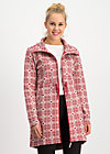 witch of the west longzip, pixie heart, Jackets & Coats, Red