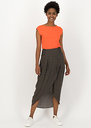 Wrap Skirt fantastic envelope, pata pata, Skirts, Black