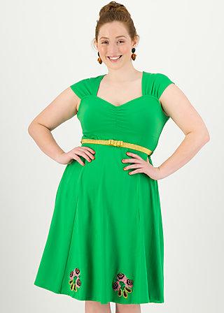 Summer Dress heart on fire, green tree, Dresses, Green