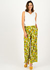 High Waisted Trousers precious ease, mama jane, Trousers, Yellow