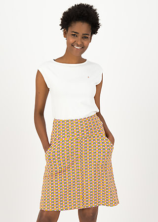 Summer Skirt la vie est super, mangoon magroves, Skirts, Yellow