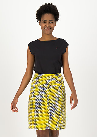 Summer Skirt la vie est super, ranger mood, Skirts, Black