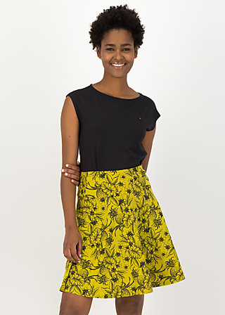 Summer Skirt let freedom rule, south sandy, Skirts, Yellow