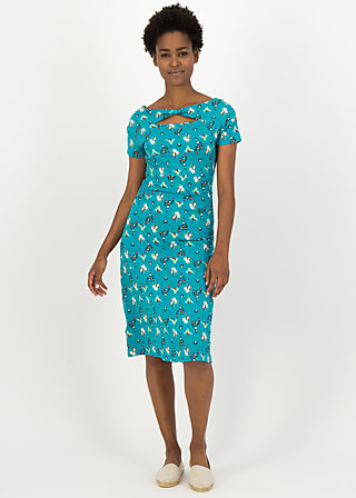 Summer Dress nouvelle vague, spirit of sahara, Dresses, Turquoise