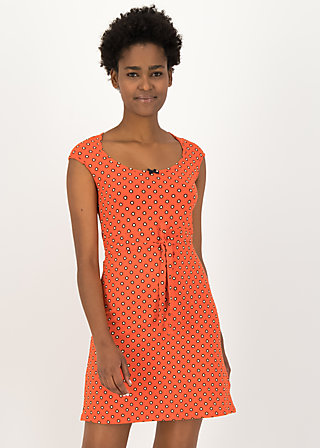 Sommerkleid pata pata, bingo dots, Kleider, Rot