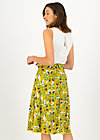 A-line Skirt rose garden ceremony, mama jane, Skirts, Yellow