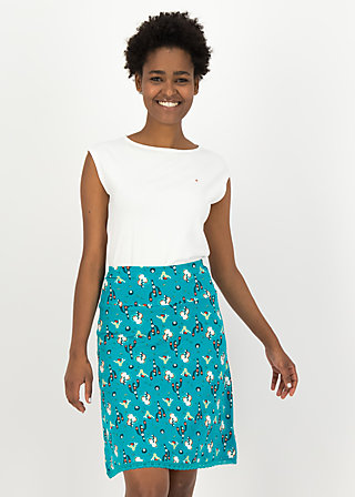 Summer Skirt secret showgirl, spirit of sahara, Skirts, Turquoise