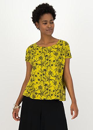 T-Shirt the blousy, south sandy, Shirts, Yellow