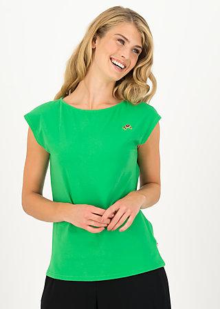 Jersey Shirt wonderful day, green tree, Shirts, Grün