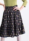 blue moon of kentucky skirt , delight desert, Skirts, Black