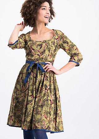 calamity jane dress, charme farm, Kleider, Grün