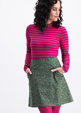 chattanooga choo choo skirt, saloon bloom, Skirts, Green