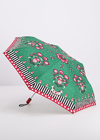 ciao bella umbrella, my matrjoschka, Others, Grün